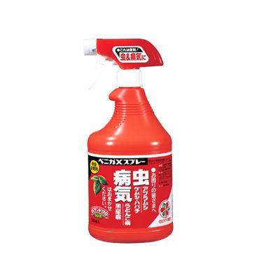 【殺菌殺虫剤】ベニカスプレー アブラムシを寄せ付けない。予防から駆除まで効果大